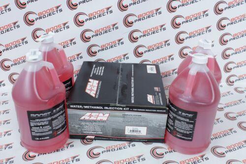 40008 * 30-3300 AEM Water//Methanol Injection Kit /& Boost Juice Set of 4