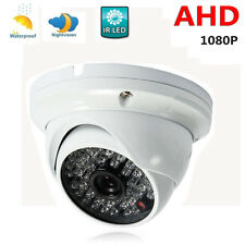 CCTV 1080P AHD Camera 2.0MP HD Dome Analog Home Security 48LED IR Night Vision