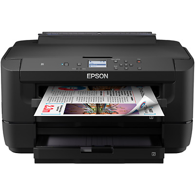 Epson WorkForce WF-7210DTW A3 Printer With Two Trays