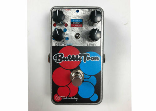 Keeley Electronics Bubble Tron Dynamic Flanger Phaser Used FREE 2 DAY SHIP