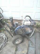 Graco Gh 200 Airless Paint Sprayer Used Pumps And Primes Selling As Is