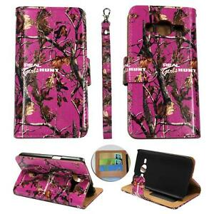 For-Samsung-Galaxy-Prevail-LTE-G360-Ck-Wallet-Camo-Pink-RGHT-Cover-Case-Uni