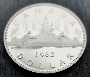 CANADA-DOLLAR-1982-PROOF-HEAVY-CAMEO