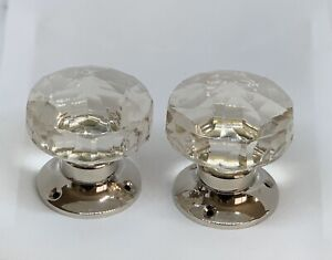 2-X-Beautiful-Glass-Door-Knob-Handle-Builder-Hardware
