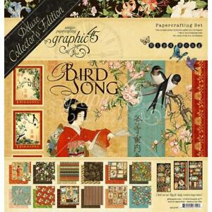 """Graphic 45  Deluxe Collector/'s Edition Pack 12/""""X12/""""-A Ladies/' Diary"""