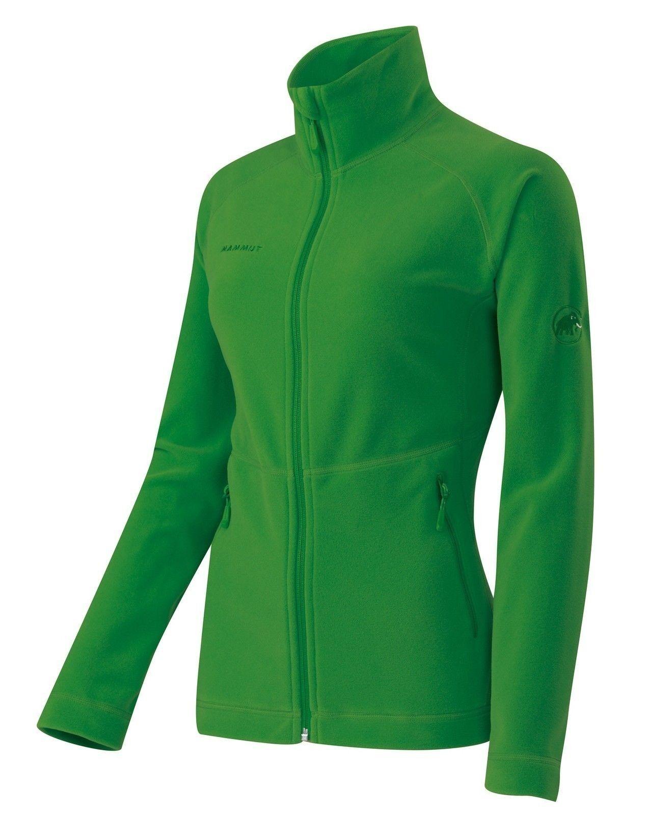 Mamut Yampa Chaqueta de women, Ligero Chaqueta Con Forro para women, green