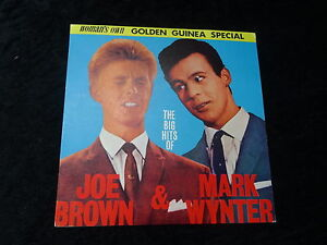 Joe Brown And Mark Wynter From The Sound Track Of The Film Just For Fun