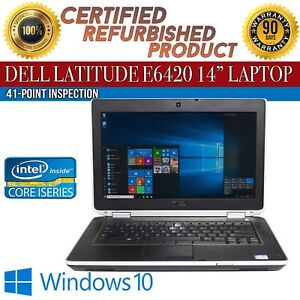 C-Grade-Dell-Latitude-E6420-14-034-Intel-i5-8-GB-RAM-250-GB-HDD-Win-10-WiFi-Laptop