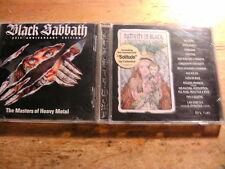 Black Sabbath [2 CD Alben] 20th Aniversary + Nativity in Black ( TRIBUTE )