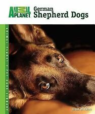 German Shepherd Dogs (Animal Planet Pet Care Library)-ExLibrary