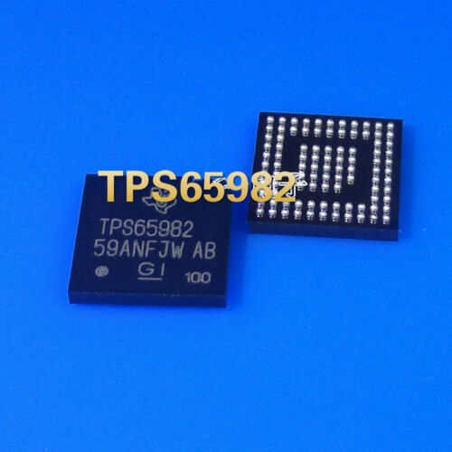1pcs New TPS65982ABZQZR TPS65982 65982 TPS65982AB BGA Ic Chips Replacement