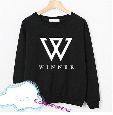 Winner longsleeve sweater Jumper shirt kpop New Minho Taehyun