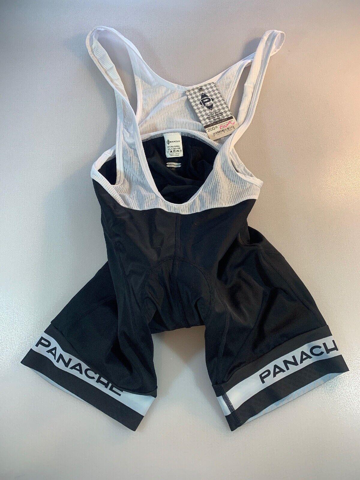 Panache Womens Team Issue Cycling Bib  Shorts Large L (6570-19)  for cheap