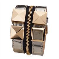 Karl Lagerfeld Kl2009 Ladies Gold/silver Edge Watch - 2 Year Warranty