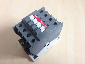ABB AE26-30-00 24DC Coil 3-pole contactor AC3-11kW-400V