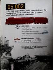 Depliant LILIPUT 2000 Loco 05 002 - DEU - Tr.17