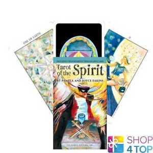 TAROT-OF-THE-SPIRIT-KARTEN-DECK-PAMELA-JOYCE-EAKINS-ESOTERIC-TELLING-NEU