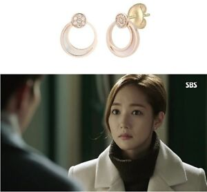 J.ESTINA Rose Luna Piena El Mito Earring JER4C000-M288TR Remember Korea Arafeel