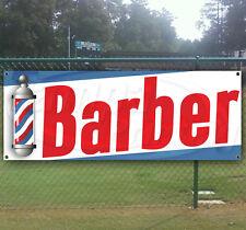 Barber Advertising Vinyl Banner Flag Sign Usa Many Sizes Available Usa