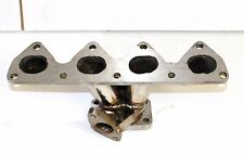 SS Turbo Manifold for 93-01 Prelude T3 T3/T4 Flange 2.2L H22A1/ H22A4 Tubular