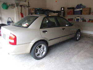 1999 Mazda Protege, Made in Japan, Only 80000KM'S, Mint!!!