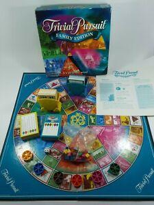 Trivial-Pursuit-Family-Edition-2000-Excellent-Condition-Complete