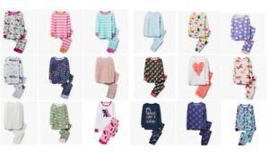 NWT-Gymboree-Girl-Pajamas-Long-Sleeve-Top-and-Pants