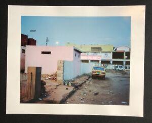 Andre-Lutzen-Ohne-Titel-Habibi-Khartoum-fotografia-2016-firmato-a-mano