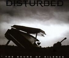 DISTURBED - THE SOUND OF SILENCE   CD SINGLE NEU