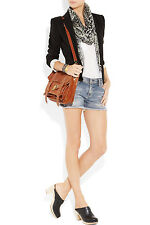 CITIZENS OF HUMANITY GINGER MANIC CHEEKY DENIM SHORTS W27 UK 8/10