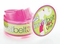 Invisibelt Girl Rock Candy Pink Fits Ages 4-14 One Size Fits Most