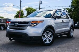 2014 Ford Explorer A/c power group