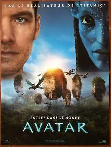 Poster-Avatar-James-Cameron-Sam-Worthington-Zoe-Saldana-40x60