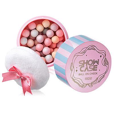 [VOV]  Ball On Cheek 2 Color / Korea cosmetic / Makeup / Blusher