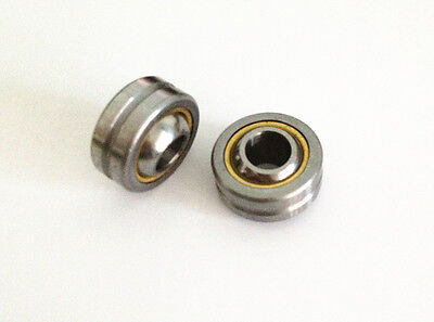 1pc new GEBK14S Spherical Plain Radial Bearing 14x34x19mm