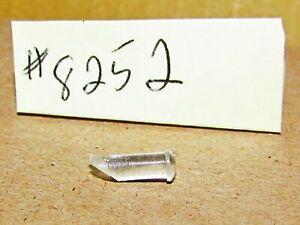 8252 PRAIRIE OLD//LONGER VERSION HEADLIGHT LENS BY MANTUA TYCO NEW ORIGINAL