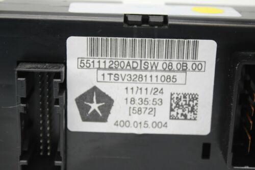 2011-2012  Dodge Ram 1500 AC Heater Climate Control Unit