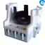 Le circuit utilisation j-1tr//2 tournant Interrupteur Palpeur franches dispositif de verrouillage 600.1502.00