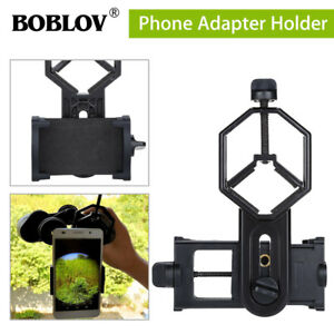 Binocular-Monocular-Spotting-Scope-phone-Mount-holder-fit-iphone-6plus-7-Camera