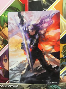 Chrom Fire Emblem 0 Cipher Marker Card Part 1 Mint FE Awakening