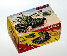 Reprobox für GAMA Panzer T65 (Montage-Tank) - Artikelnr. 654