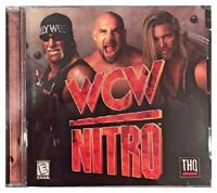 Wcw Nitro (pc) Brand Sealed - Free U.s. Shipping - Nice
