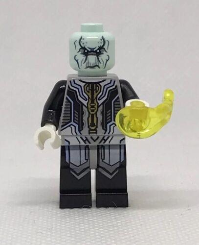 NEW GENUINE LEGO Ebony Maw Minifigure 76108 Super Hero Avenger Mini Figure
