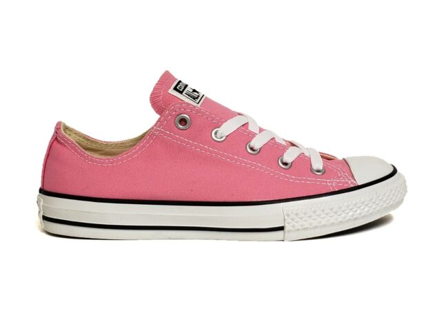 Converse All Star Stingray Metallic Low Preschool Girls