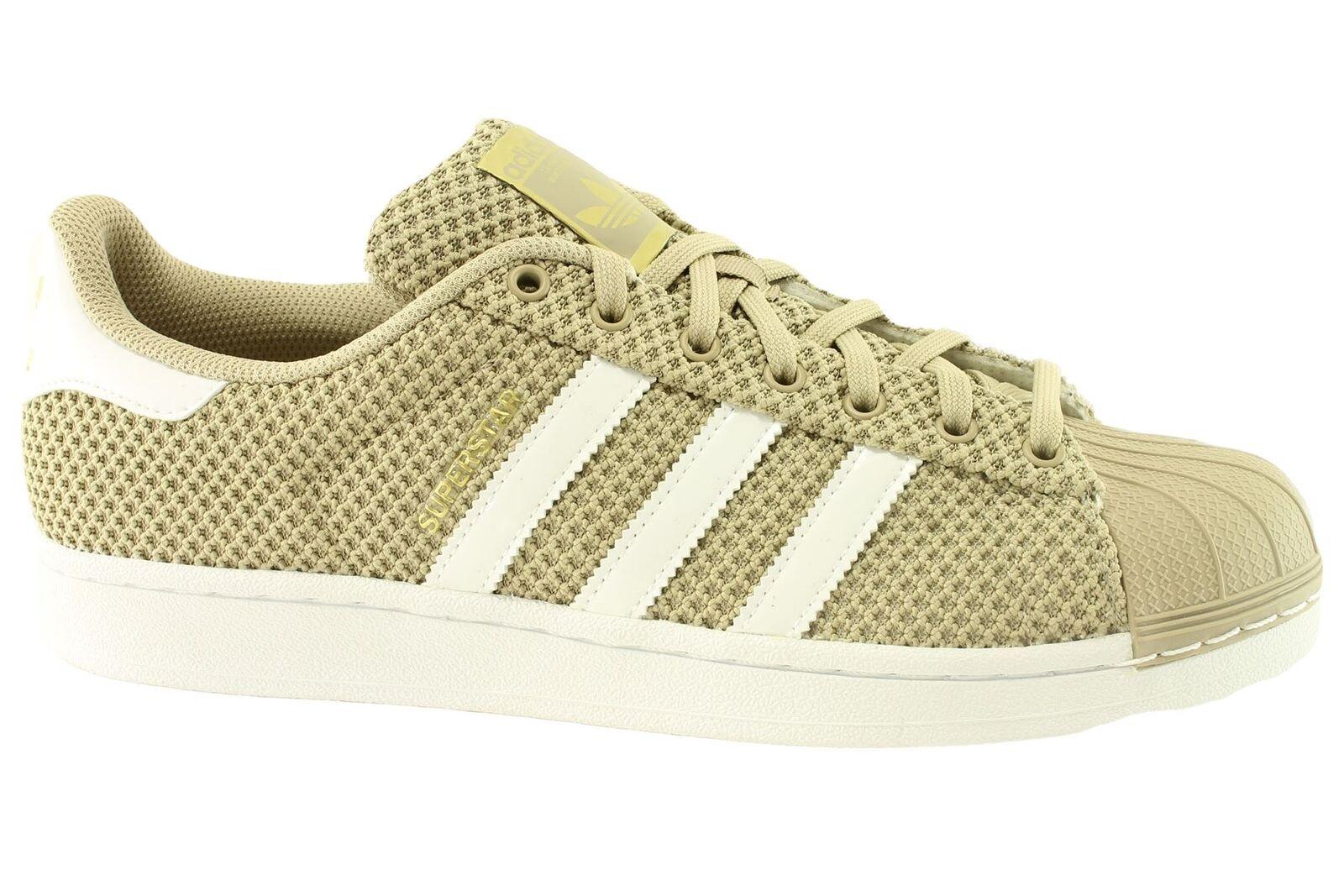 Adidas Superstar CQ1896 Zapatillas para hombre  Originals  Reino Unido sólo 9 a 11.5