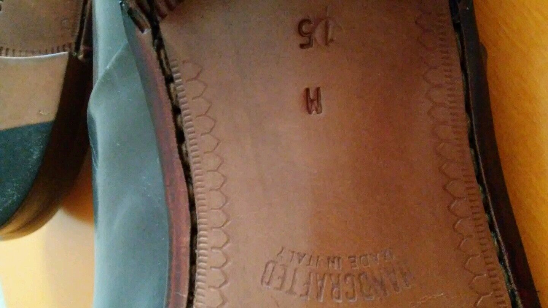 New Sandro Moscoloni schuhe schuhe schuhe  14 15 M grau fbbb97