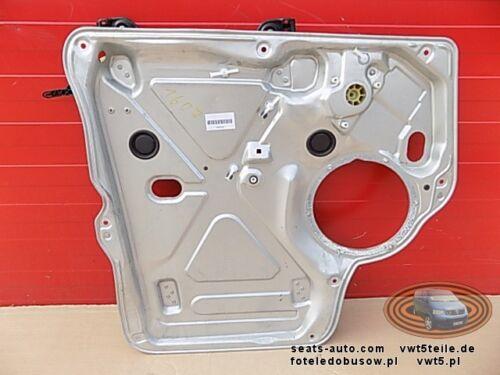 VW T5 FRONT LEFT WINDOW WINDER LIFTER MECHANISM 7H1837729FENSTERHEBER LINKS