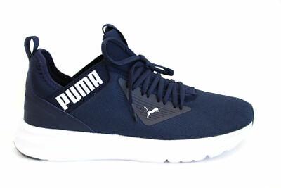 Chaussures Puma Homme Enzo Beta Noir Blanc Peacoat Bleu 192442 06 Neuf Original | eBay