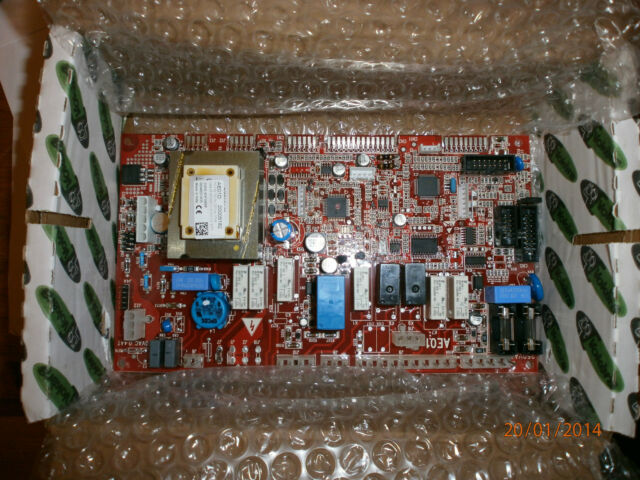 VOKERA LINEA PCB GENUINE PART 20007052 D49G2YFC
