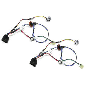 oem new headlamp wiring harness front right left set 2 impala rh ebay com 1985 monte carlo wiring harness 2001 monte carlo wiring harness